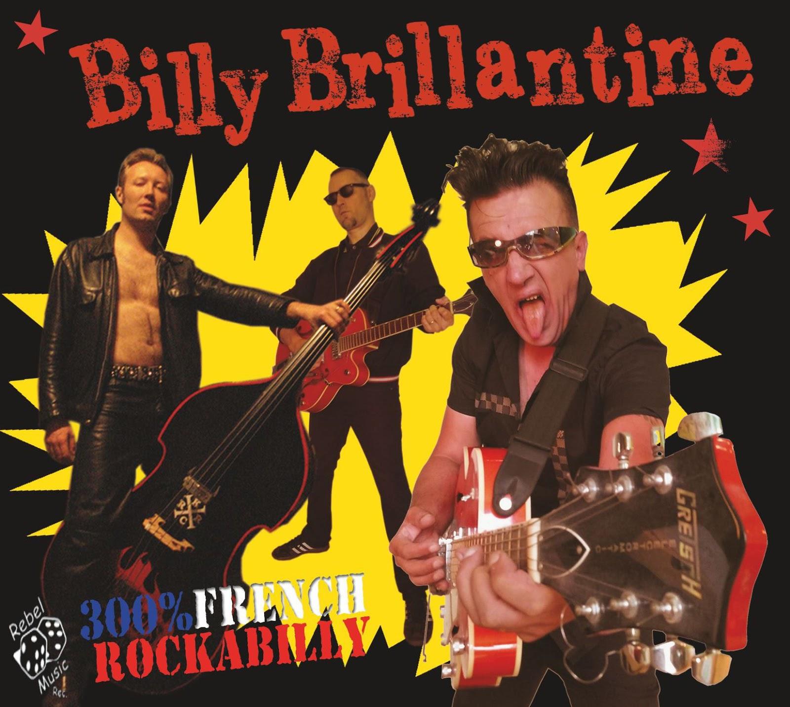 slams reviews 2 billy brillantine the bandit rockers. Black Bedroom Furniture Sets. Home Design Ideas