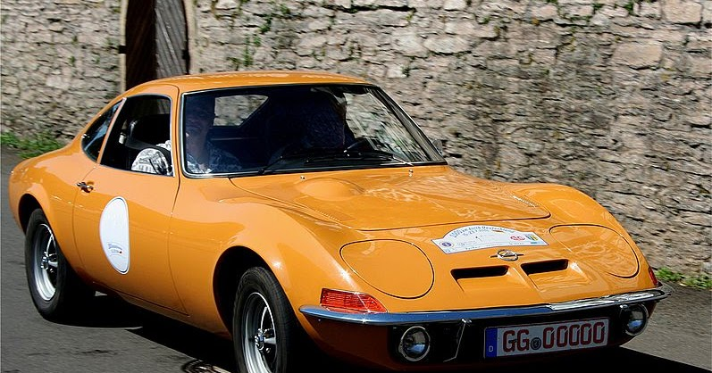 For Sale Opel Gt Body Panels Classic Opel Spares