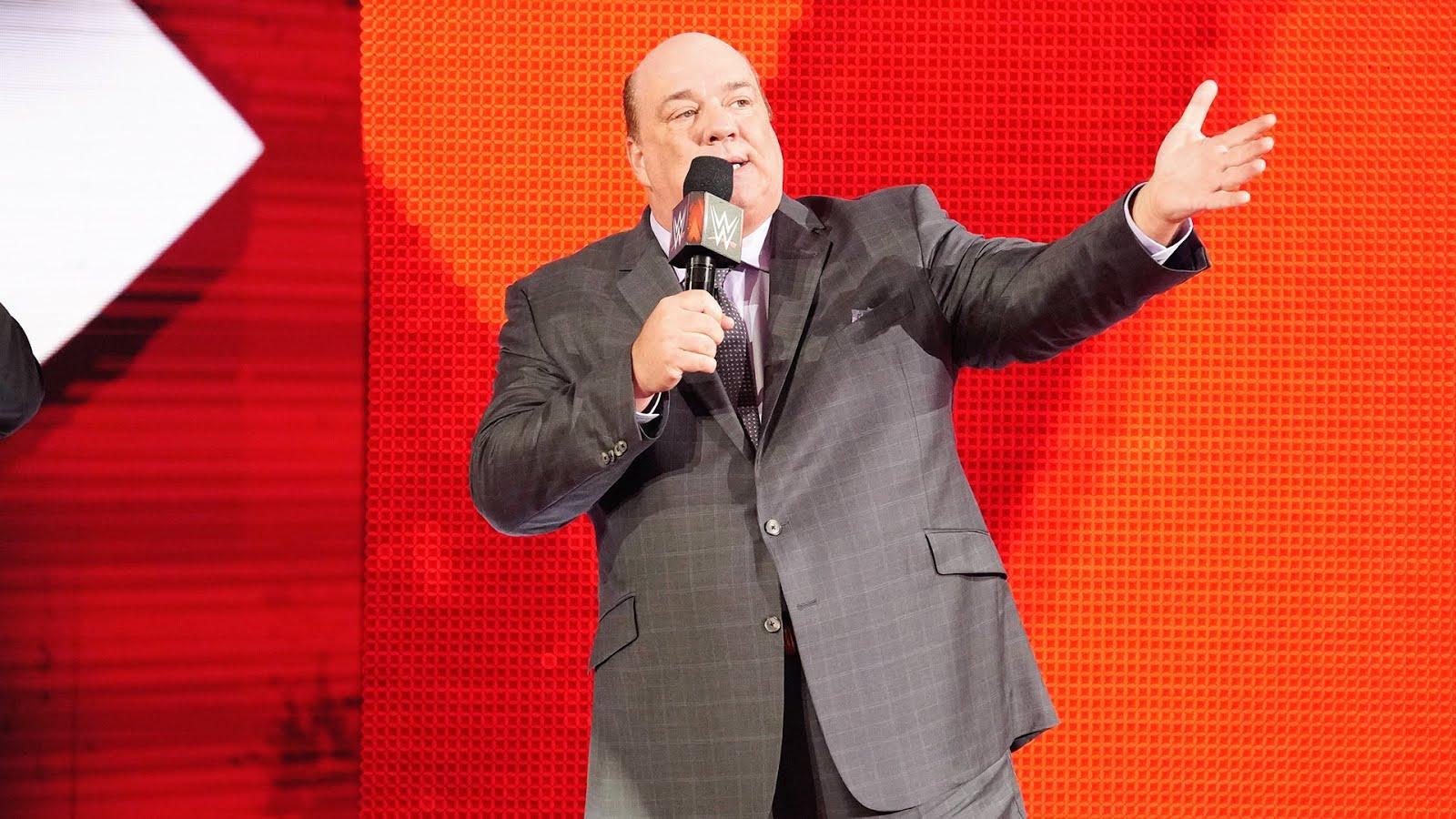 Paul Heyman teria dado mais liberdade criativa aos lutadores do RAW