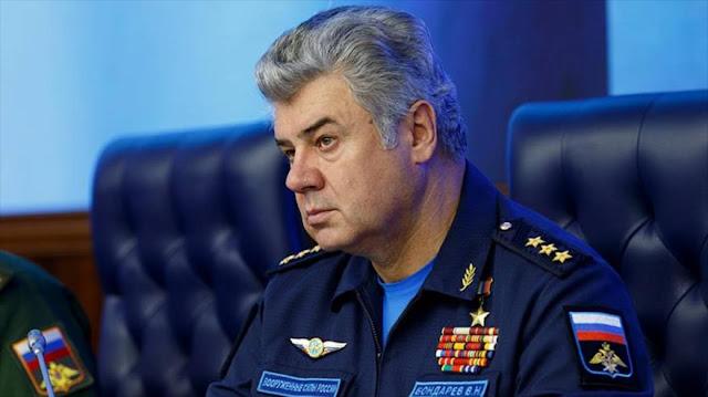 """Rusia amenaza a EEUU con """"dura respuesta"""" si militariza el espacio"""