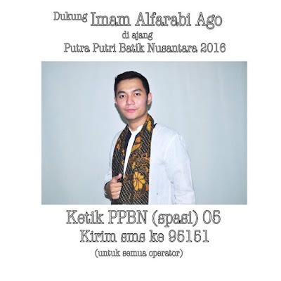 Anak Sekretaris Nasdem Palopo Ikut Ajang Pemilihan Putra Putri Batik Nusantara 2016
