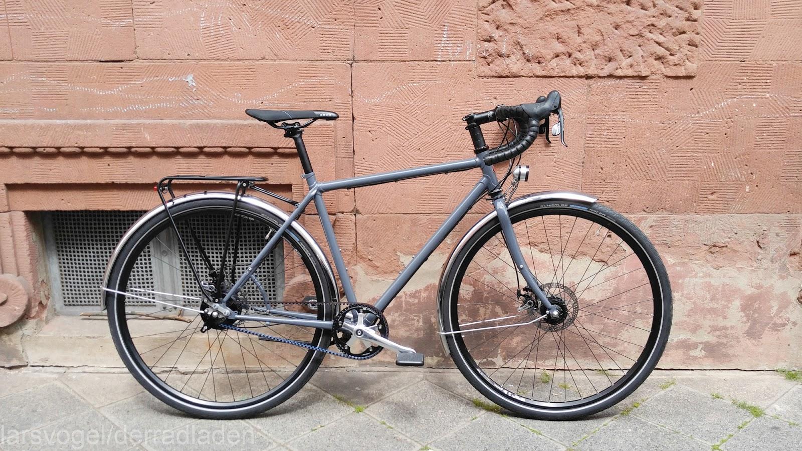 der radladen - fahrräder in mannheim: Patria - Stahlrahmen sind ...