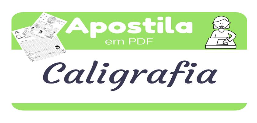 Cartilha caligrafia vertical, caderno 1, de francisco viana.