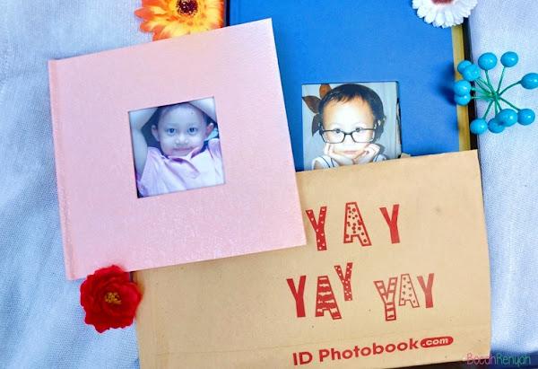 Album Photobook untuk buah hati