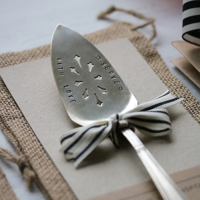 bridal shower gift wrapping inspiration | Lorrie Everitt Studio