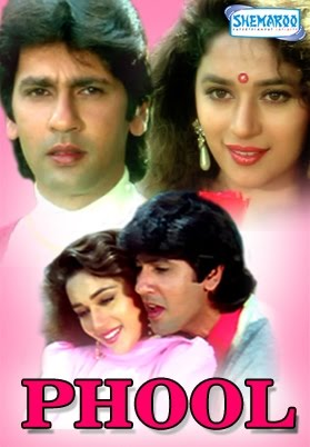 Phool (1993) Worldfree4u - Hindi Movie 450MB 480P DVDRip ESubs - Khatrimaza