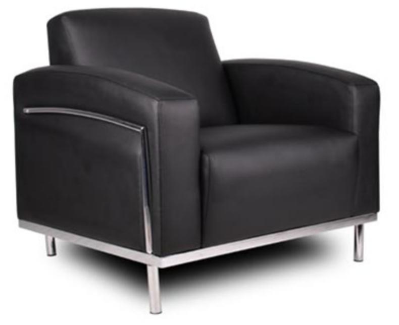 Boss Contemporary Reception Chair