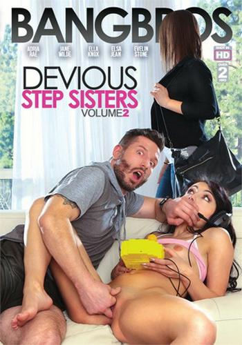 [18+] DEVIOUS STEP SISTERS 2 2018 HDRip Poster
