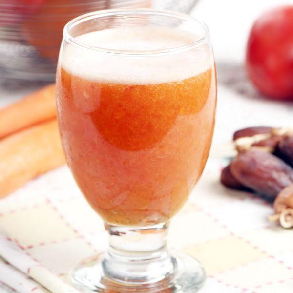 Jus promil wortel tomat kurma