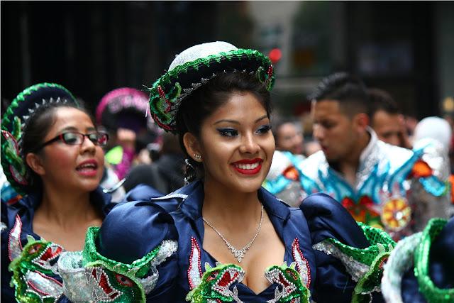 Imagenes la cultura folclorica de los pueblos de América del Sur, Sudamérica o Suramérica - Bolivia