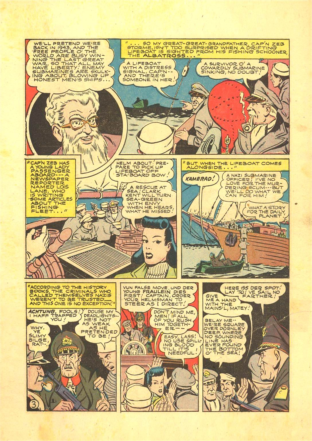 Action Comics (1938) 62 Page 3
