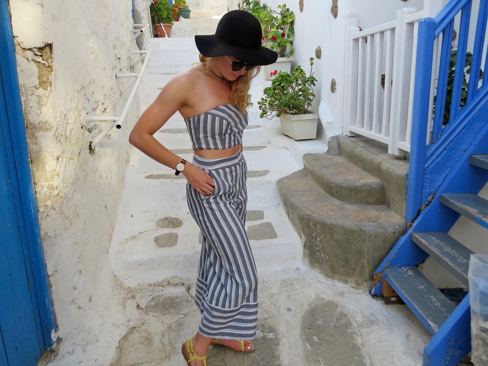 a7a96c209aa6 ERIN KAY WILLIAMS: OOTD; My Perfect Summer Co-ords