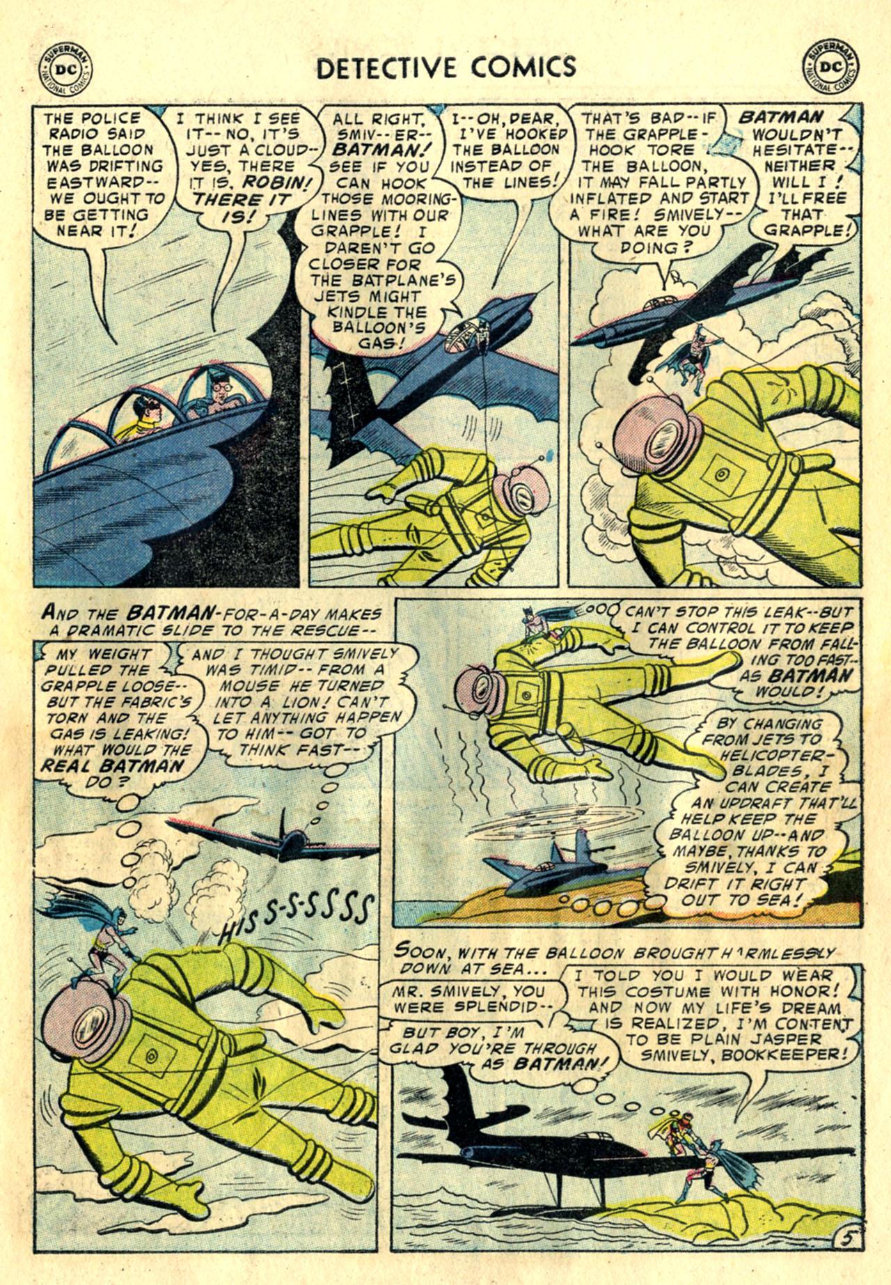 Detective Comics (1937) 225 Page 6