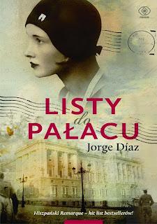 """""""Listy do pałacu"""" Jorge Diaz"""