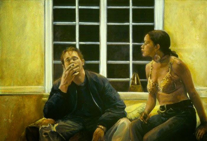 Искусство это люди. Iva Morris