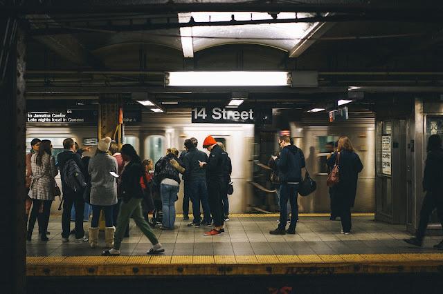地下鉄駅「14丁目駅 - 8番街(14th Street - Eighth Avenue)」
