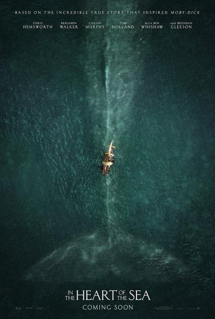 In the Heart of the Sea อิน เดอะ ฮาร์ต ออฟ เดอะ ซี [HD]