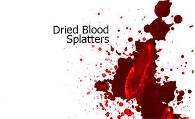 فرش لرسم الدماء