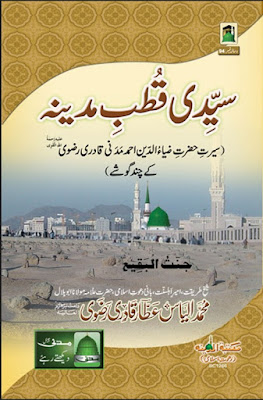 Download: Sayyedi Qutb-e-Madina pdf in Urdu by Ilyas Attar Qadri