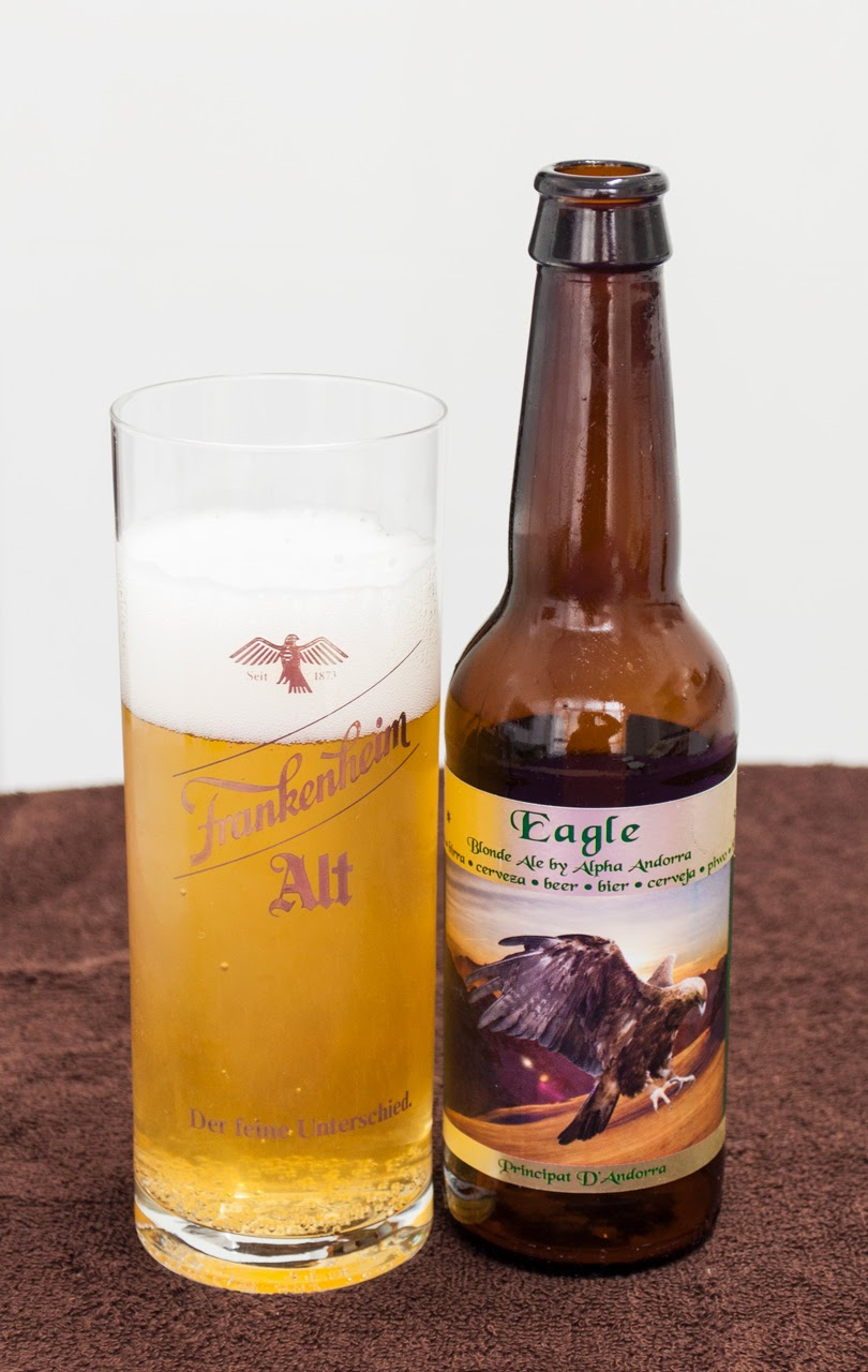 Alpha Eagle
