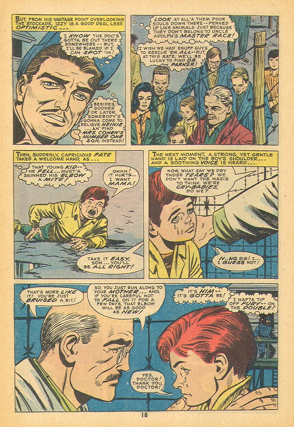 Read online Sgt. Fury comic -  Issue #109 - 20