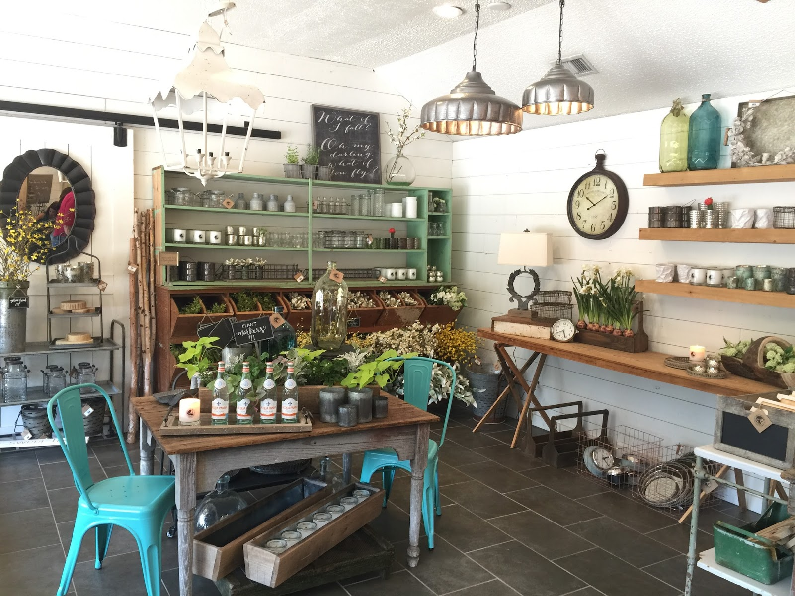 Jenna Blogs: Our Trip To Magnolia Market, Junque In The