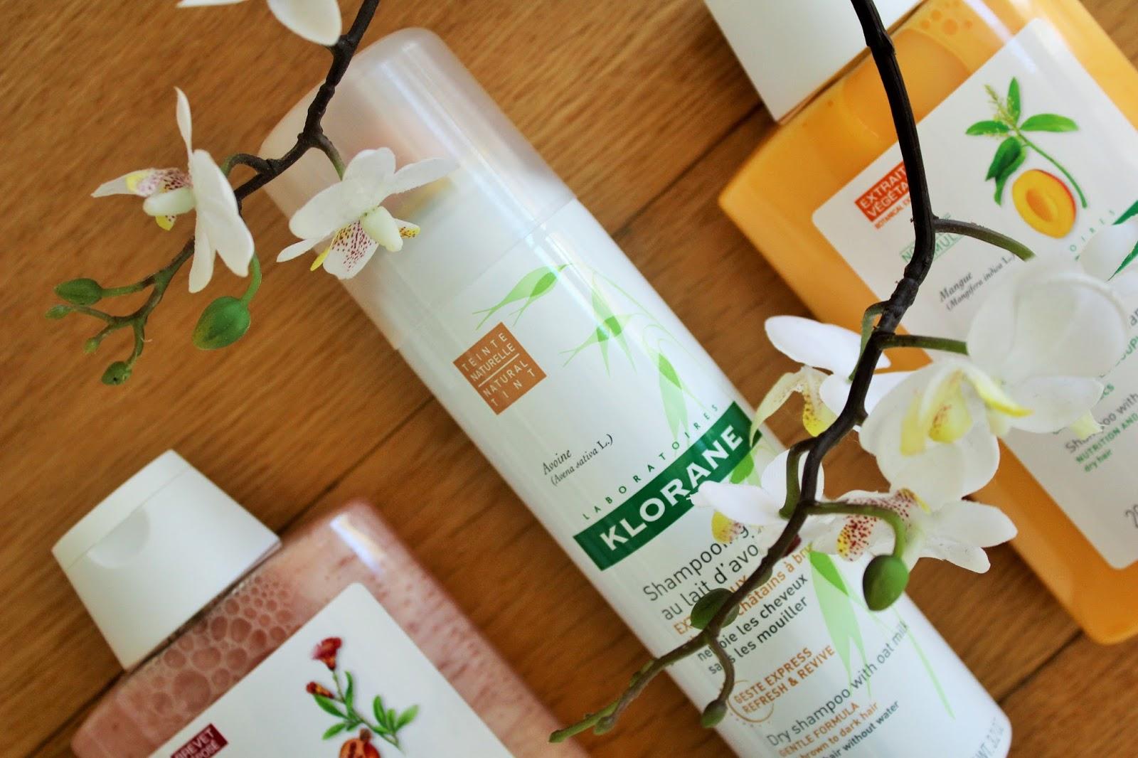 Klorane Shampoos 2 - Dry Shampoo with oat milk