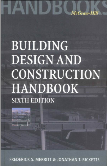 Book Cover Design Fees ~ Download building design and construction handbook pdf