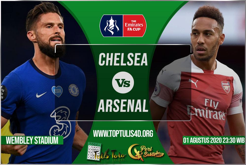 Prediksi Chelsea vs Arsenal 01 Agustus 2020
