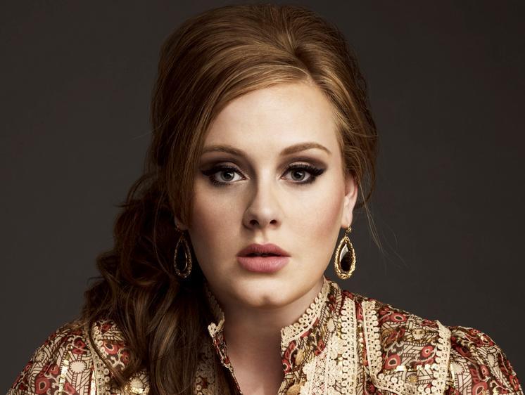 Interiors: Adele's Baby Boy... Angelo