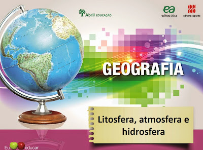 Geografia - 6º anos - CLIMAS DA TERRA