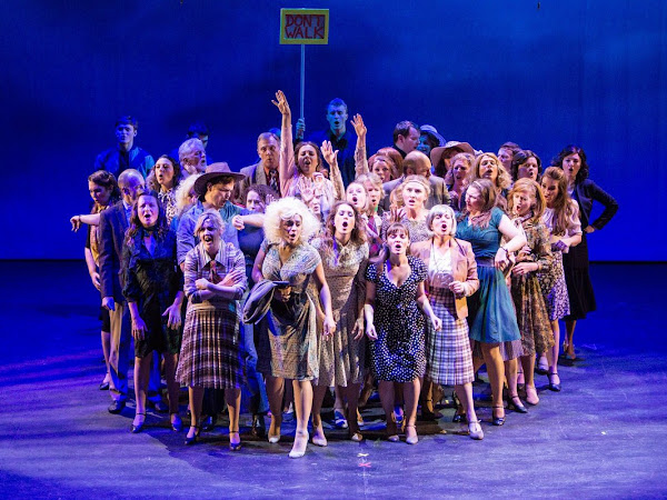 9 to 5 The Musical (Oxford Operatic Society), New Theatre Oxford | Review