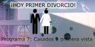 programa 7 de Casados a primera vista, lunes 20/02/2017