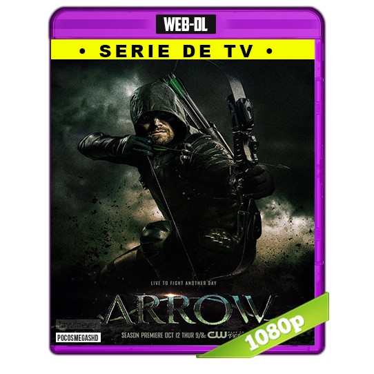 Arrow Temporada 6 Completa WEB-DL 1080p Audio Ingles 5.1 Subtitulada