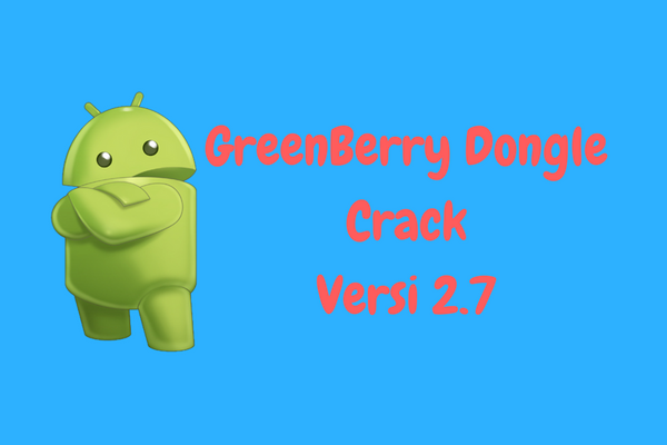 GreenBerry Crack v2.3 buat Blackberry yang stuck 75%