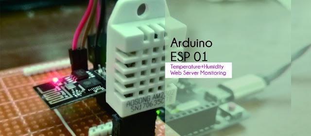 Arduino ESP 01 Web Server
