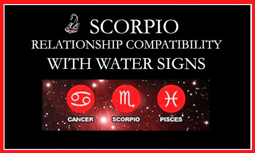 earth and water sign relationship