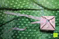 Box mit Band: 50pcs Love Heart Laser Wedding Favor Gift Box Kartonage Schachtel Bonboniere Geschenkbox Hochzeit (Pink)