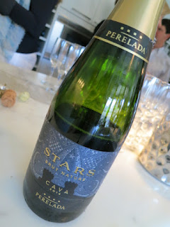 Castillo Perelada Stars Brut Nature Cava 2014 - DO, Spain (88 pts)