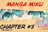 """Hatsune Miku Manga """"Chocolate Mix"""" Chapter 03"""