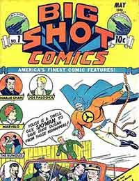 Read Big Shot comic online