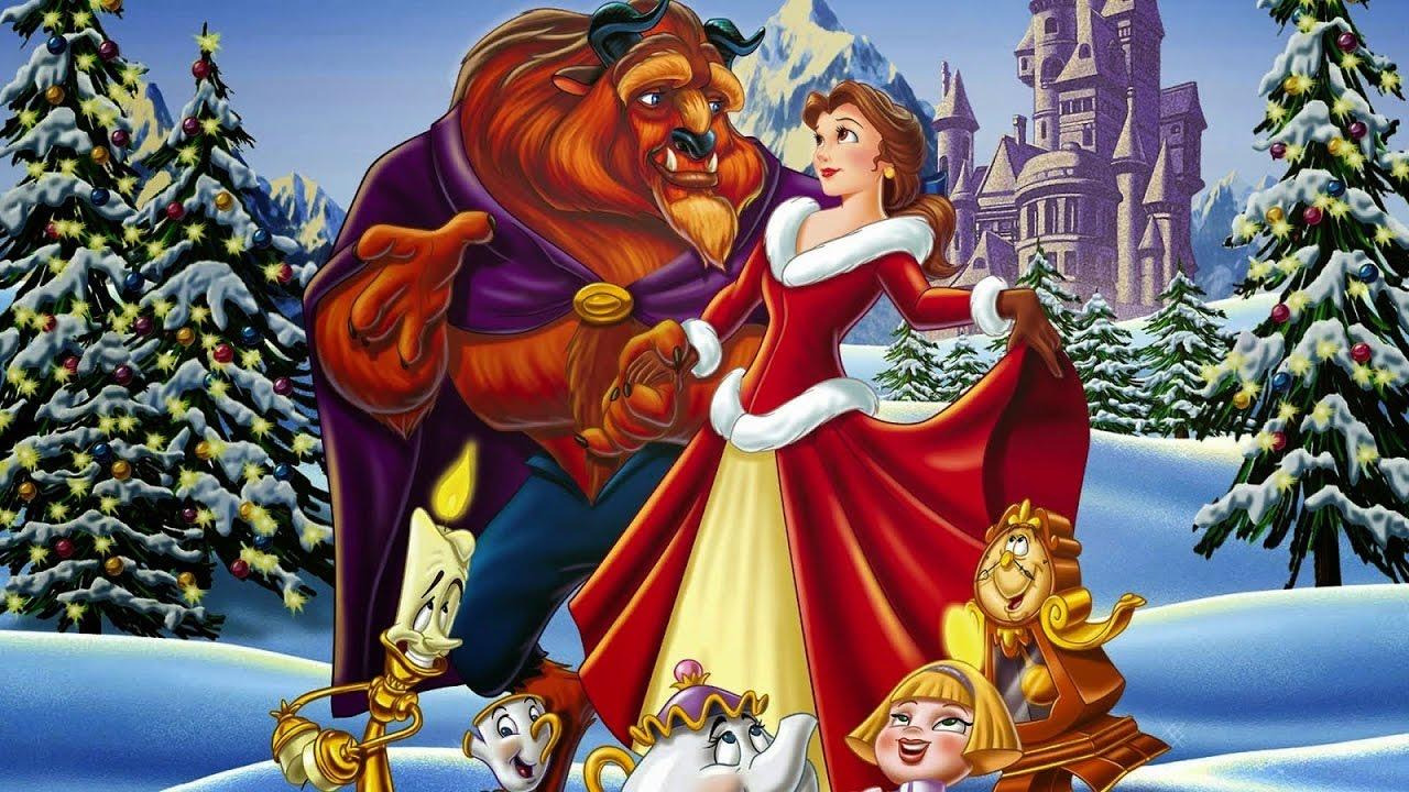 A Bela e a Fera - Natal encantado