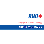 Singapore Strategy & Top Picks 2018 - RHB Invest 2017-12-19: There Is Still Potential To Generate Alpha
