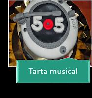 TARTA MUSICAL