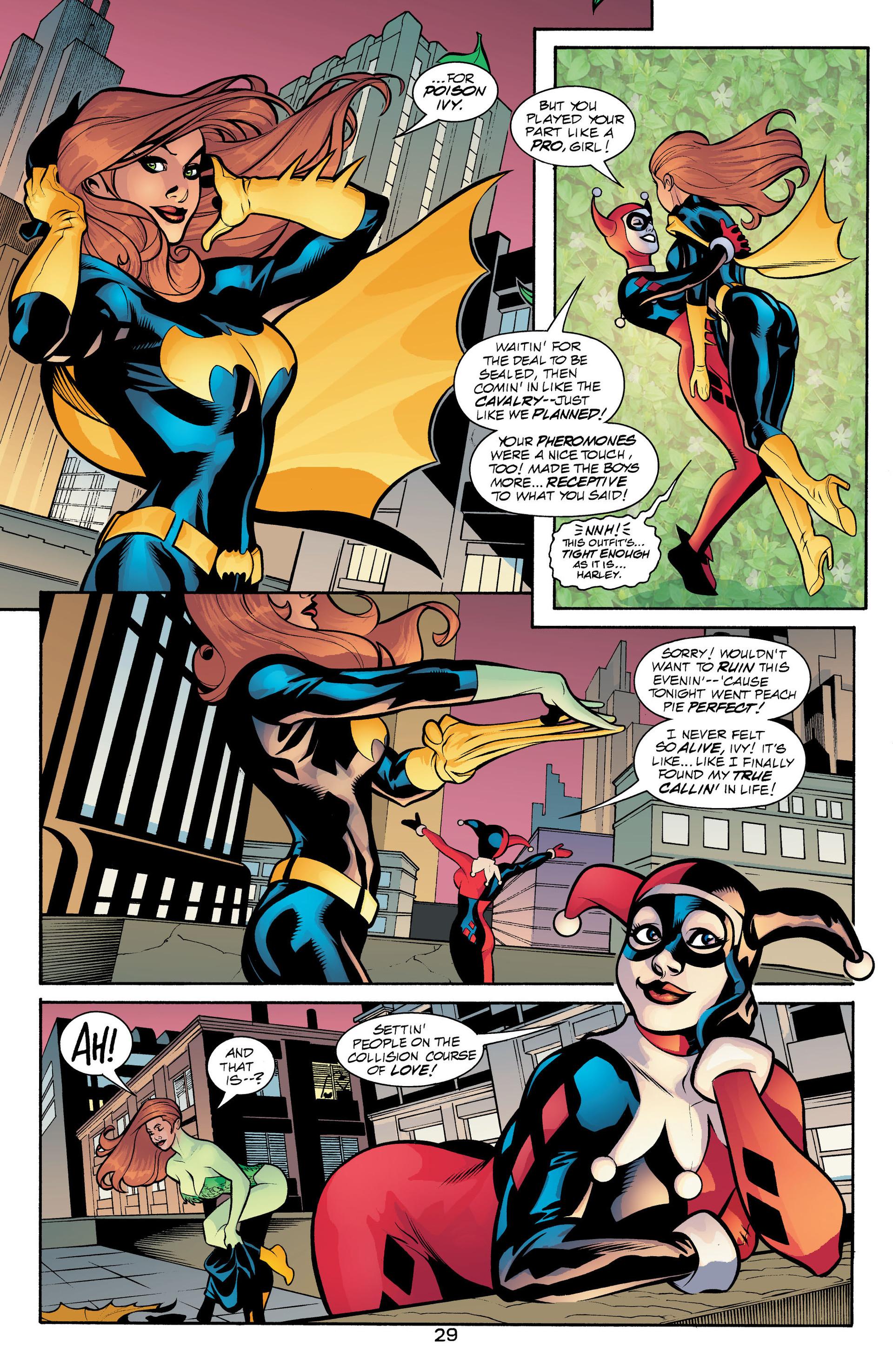 Harley Quinn (2000) Issue #12 #12 - English 29