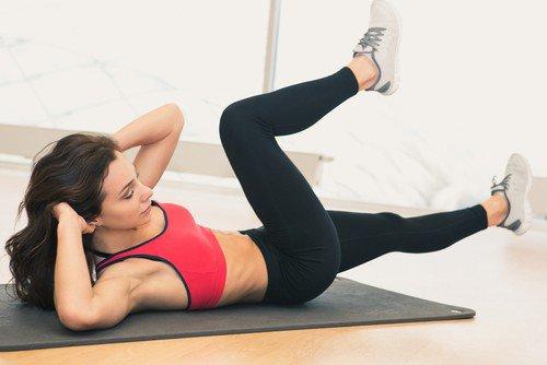 reducir barriga y cintura