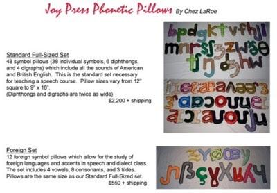 John Wells S Phonetic Blog Pillow Talk
