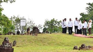 Kunjungan Jokowi Ke Barus