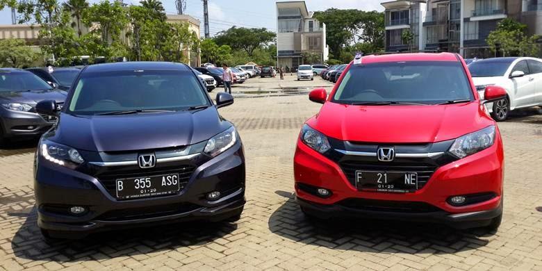 Spesifikasi Mobil Honda HR-V