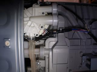 Panasonic製のNP-45VD5シリーズ食洗機③